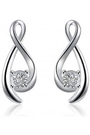 Fashionidea - Classy Silver Earrings